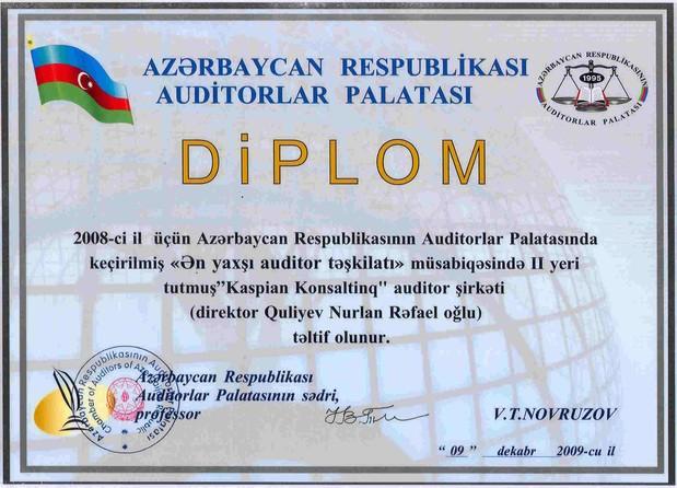 Caspian Consulting